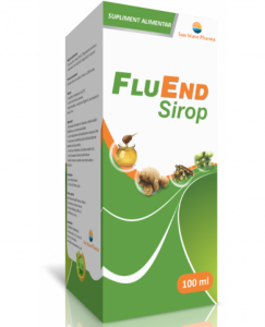 SUN WAVE SIROP FLU END 100 ML