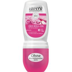 LAVERA DEODORANT ROLL - ON BLAND CU TRANDAFIRI 50 ML