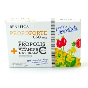BENEFICA PROPOFORTE 850 MG 10 CPR