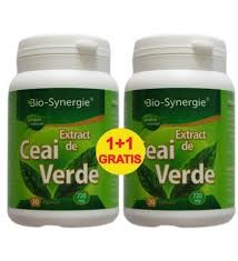 BIO SYNERGIE EXTRACT CEAI VERDE 30 CPS 1+1 GRATIS