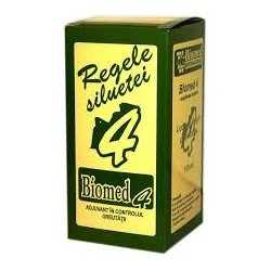 BIOMED 4 CONTROL GREUTATE 100 ML
