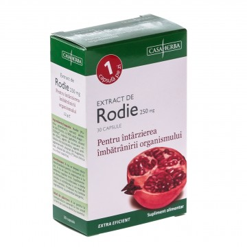 CASA HERBA EXTRACT RODIE 30 CPS
