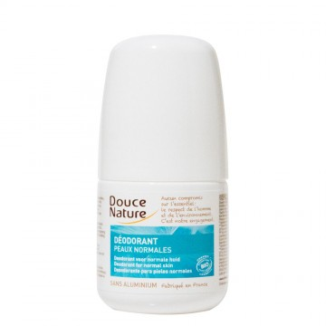 DOUCE NATURE DEODORANT ROLL - ON BIO PIELE NORMALA 50 ML