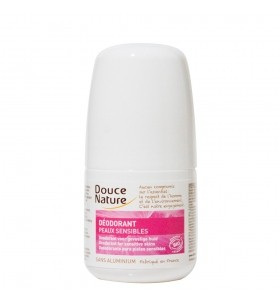 DOUCE NATURE DEODORANT ROLL - ON BIO PIELE SENSIBILA 50 ML