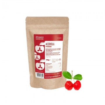 DRAGON SUPERFOOD ACEROLA PULBERE ECO 100 GR