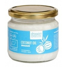 DRAGON SUPERFOODS ULEI DE COCOS EXTRAVIRGIN RAW ECO 100 ML