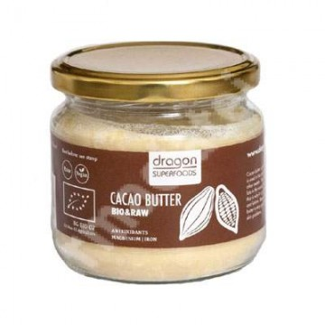 DRAGON SUPERFOODS UNT DE CACAO RAW ECO 100 GR