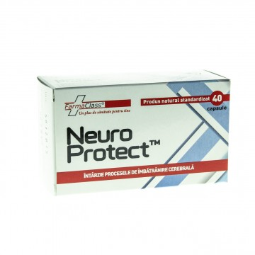 FARMACLASS NEURO PROTECT 40 CPS
