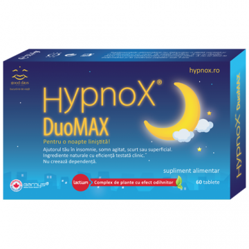 GOOD DAYS THERA BARNY'S HYPNOX DUOMAX 20 CPR