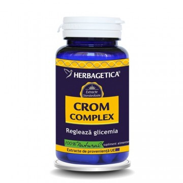 HERBAGETICA CROM COMPLEX 60+10 CPS CADOU