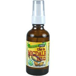 HERBAVIT ULEI MIGDALE DULCI SPRAY 50 ML