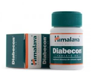 HIMALAYA DIABECON 60 CPS