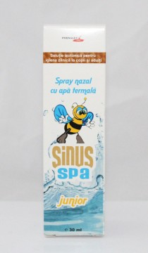 PHENALEX SINUS SPA JUNIOR SPRAY NAZAL 30 ML