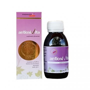 PHENALEX ANTIOXI VITA 100 ML