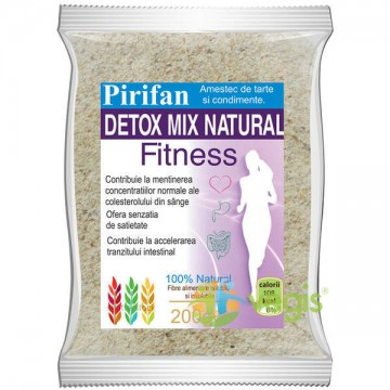 PIRIFAN DETOX MIX NATURAL 200 GR