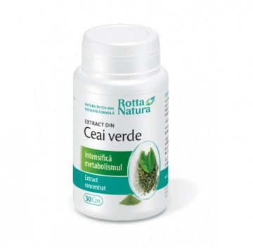 ROTTA NATURA EXTRACT CEAI VERDE 30 CPS