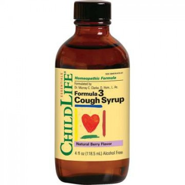 SECOM COUGH SYRUP CHILD LIFE 118.5 ML