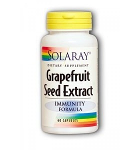 SECOM GRAPEFRUIT SEED EXTRACT 60 CPS