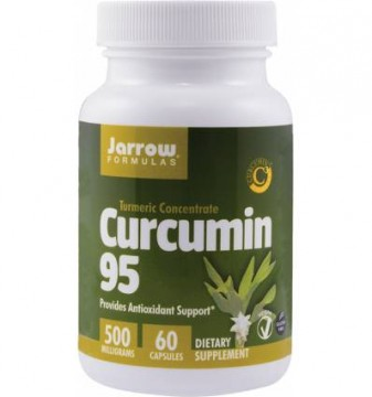 SECOM JARROW CURCUMIN 500 MG 60 CPS