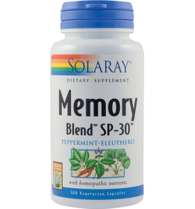 SECOM MEMORY BLEND 100 CPS SOLARAY