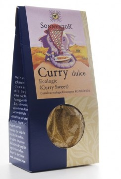 SONNENTOR CURRY DULCE BIO ECOLOGIC