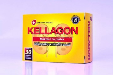 SPRINT PHARMA KELLAGON 30 CPS