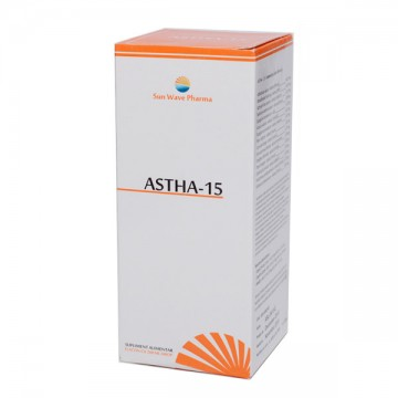 SUN WAVE PHARMA ASTHA-15 200 ML
