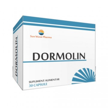 SUN WAVE PHARMA DORMOLIN 30 CPS