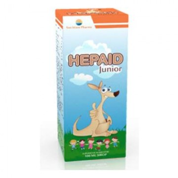 SUN WAVE PHARMA HEPAID JUNIOR 100 ML