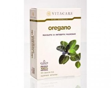 VITA CARE ULEI OREGANO 30 CPS