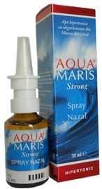 WALMARK SPRAY NAZAL AQUA MARIS STRONG 30 ML