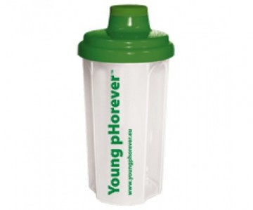 YOUNG pHOREVER SHAKER GREEN DRINK 700 ML