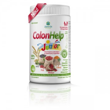 ZENYTH COLON HELP JUNIOR 240 GR