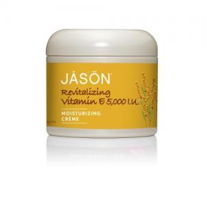 Crema de fata Jason hidratanta cu Vitamina E, 120g