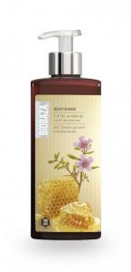 Sampon si gel de dus natural cu miere de Manuka, 400 ml - Biobaza