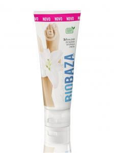 Balsam natural 3 in 1 pentru picioare si calcaie, 100 ml - Biobaza