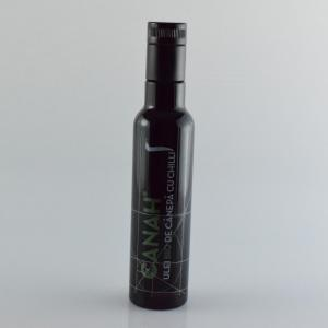 Canah Hemp Oil Chilli Eco 250ml (Ulei Canepa cu Chili) Canah