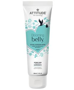 Crema Bio nutritiva, Attitude, Ulei de argan, 240 ml