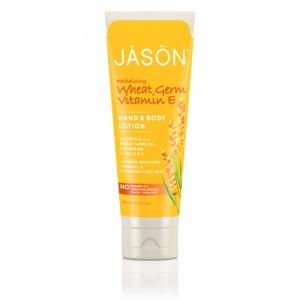 Crema pentru maini si corp Jason cu vitamina E, fara miros 240g
