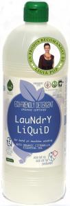 Detergent ecologic lichid pentru rufe albe si colorate 1 l