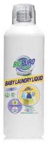 Detergent hipoalergenic pentru hainutele copiilor Bio 1l