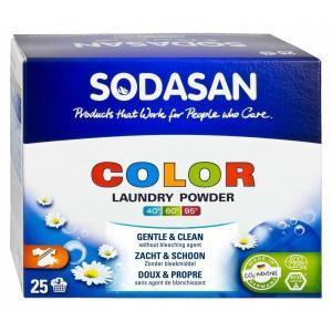 Detergent praf Bio compact 1,2 kg Sodasan