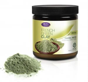 French green clay ( All Skin Types) 213g Secom