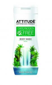 Gel de dus revigorant Attitude, 355 ml