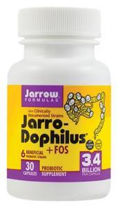 Jarro-dophilus+fos 30cps Secom0