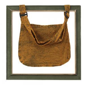 Mini geanta din bumbac - Peace