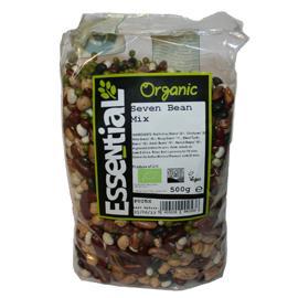Mix din 7 boabe de fasole si naut Bio 500 g