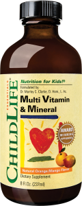 Multi vitamin & mineral 237ml SECOM
