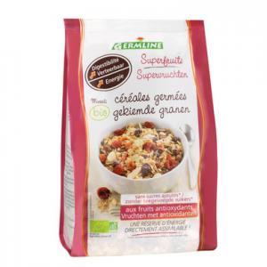 Musli din cereale germinate cu superfructe BIO 350 g