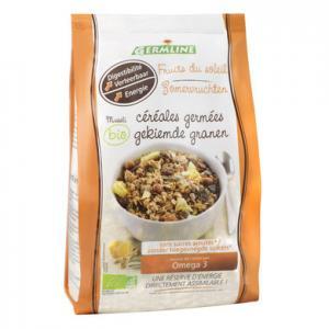 Musli din cereale germinate fruits of the sun BIO 350 g